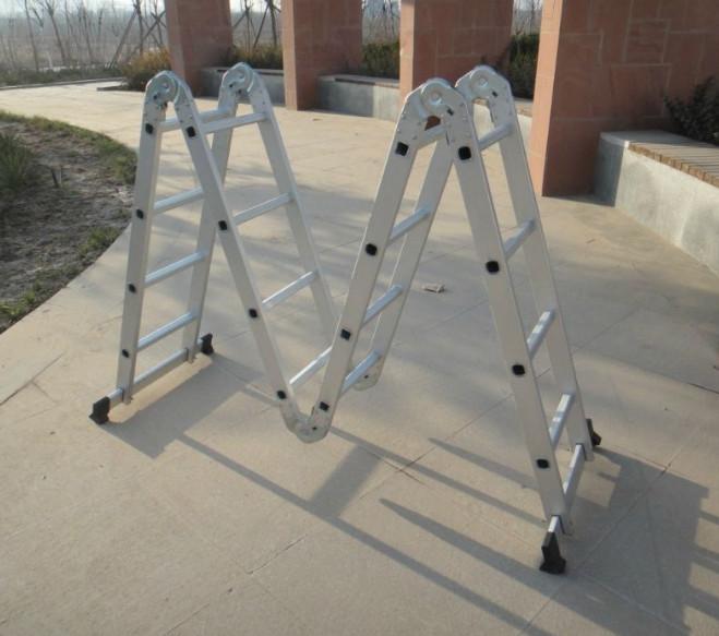 铝合金梯子如何挑选?铝合金梯子使用要点