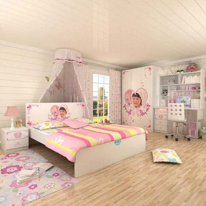 儿童床图片     儿童床选购要点有哪些