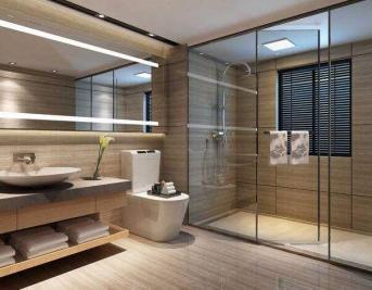 卫生间效果图赏析 怎样的设计卫生间