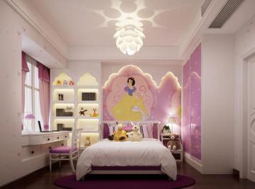 儿童房间装修效果图赏析,儿童房间装修效果图大全