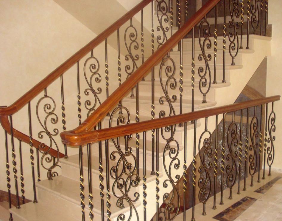 铁艺楼梯价格须知 怎样保养铁艺楼梯