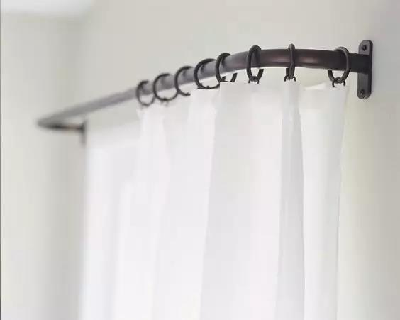 窗帘杆安装方法有哪些?窗帘杆安装注意事项