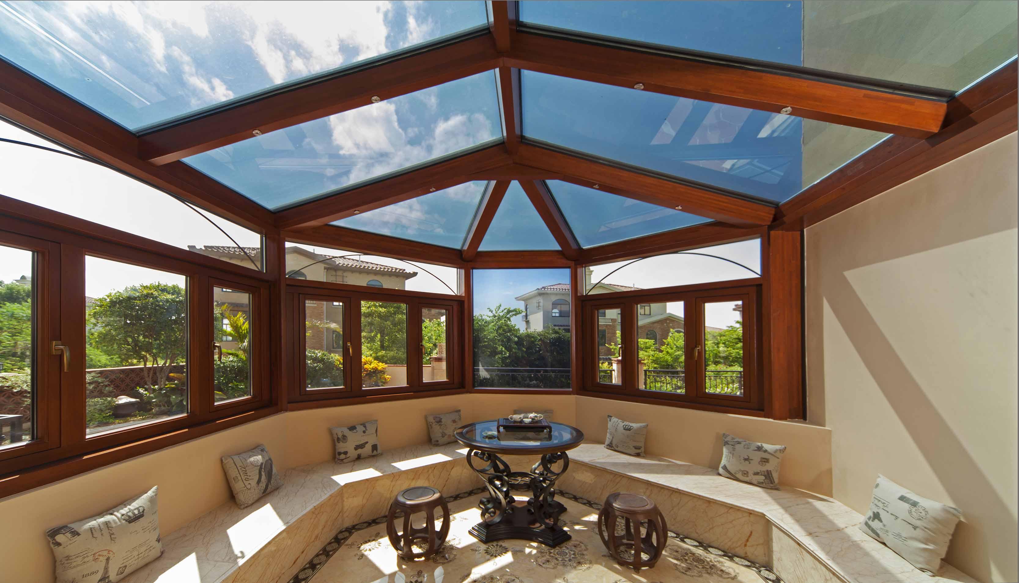 阳光房的设计风格 阳光房装修注意事项
