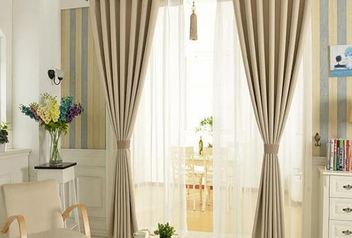 安装窗帘的方法   安装窗帘的注意事项