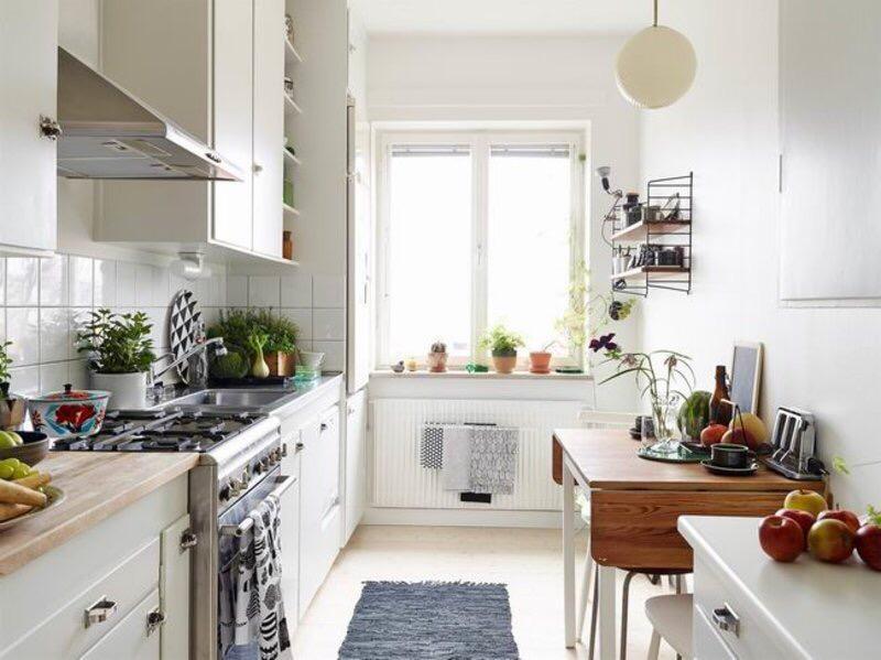 如何进行小厨房装修?小厨房装修注意事项