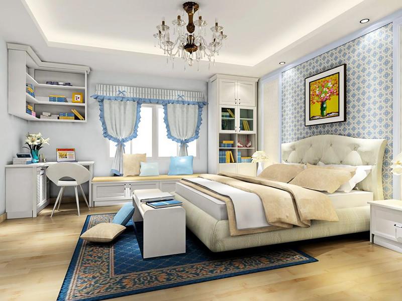 卧室风水有哪些 卧室风水门帘要点