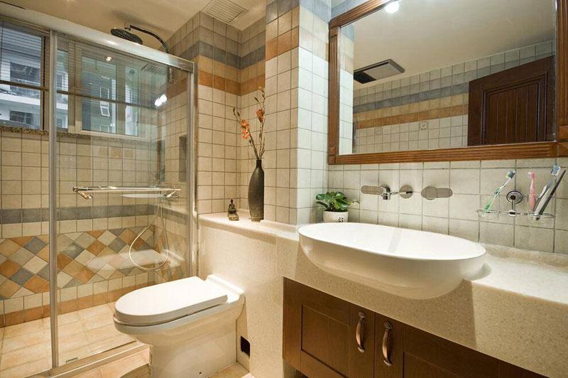 卫生间设计效果图赏析 卫生间设计要点