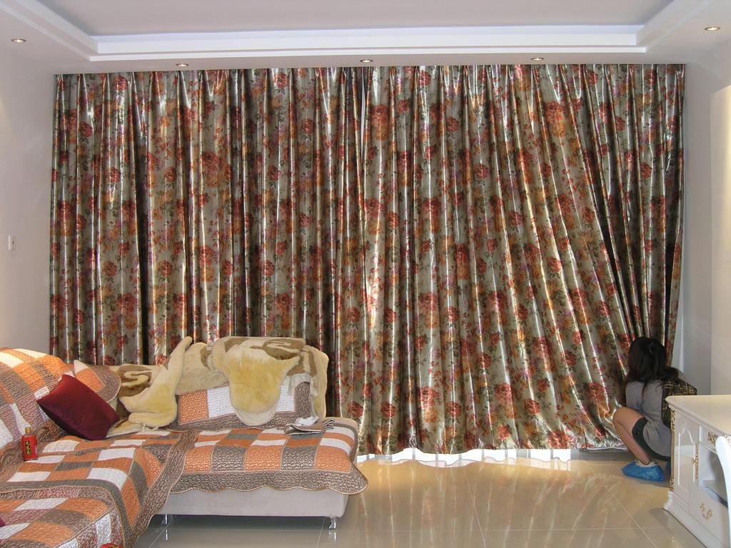 窗帘安装的步骤    窗帘安装的注意事项