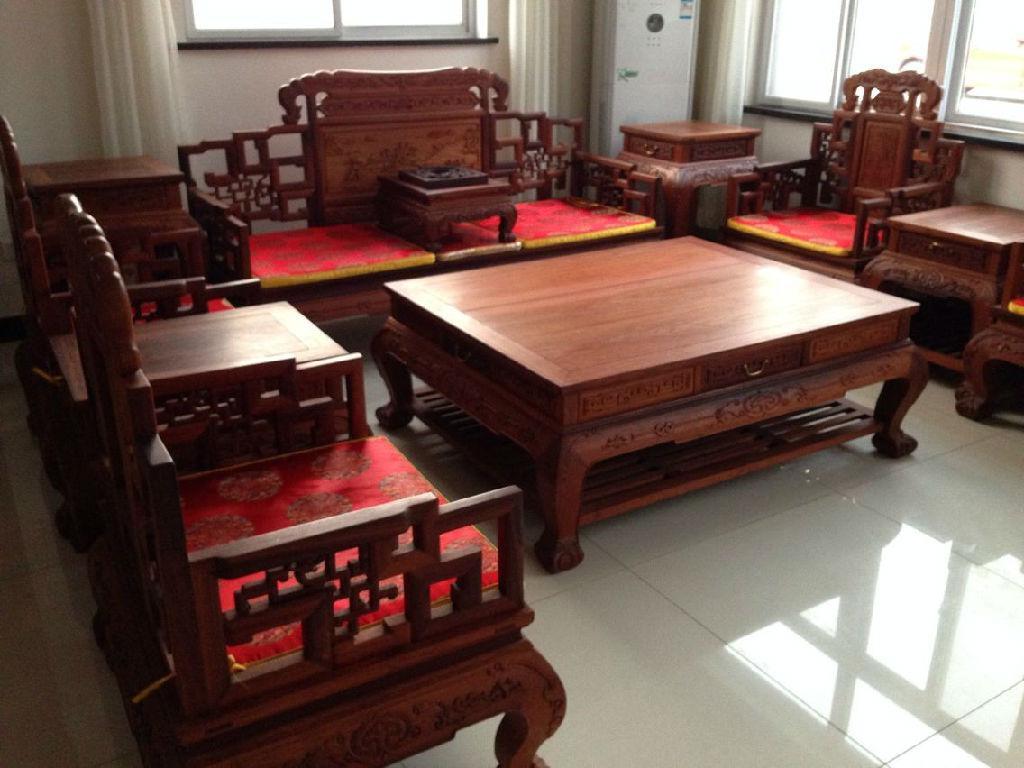 年年红红木家具好吗?年年红红木家具辨别方法