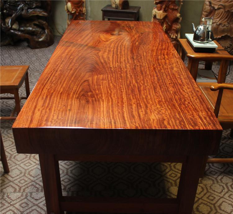 红木大板桌的保养方法    红木大板桌的品牌
