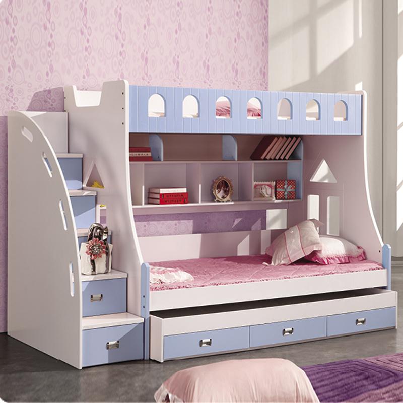 儿童床的款式种类   儿童床的选购注意事项