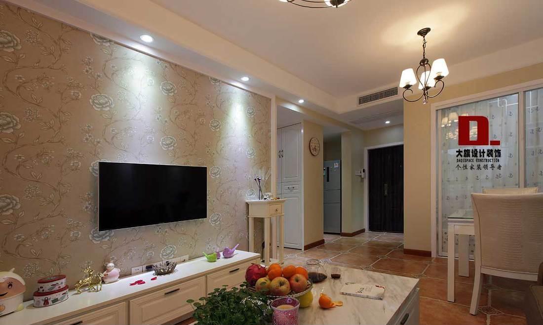 电视机背景墙如何设计?电视机背景墙设计要点