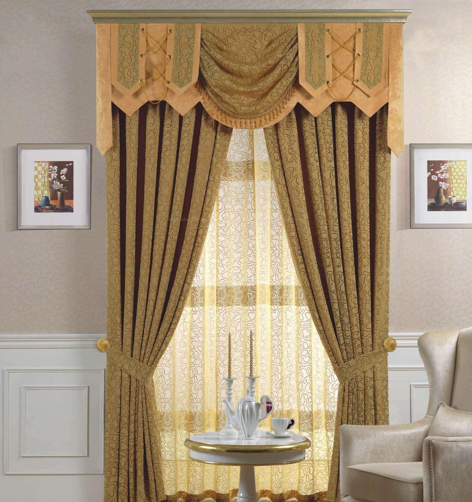 中式窗帘有哪些优点? 中式窗帘有哪些品牌?