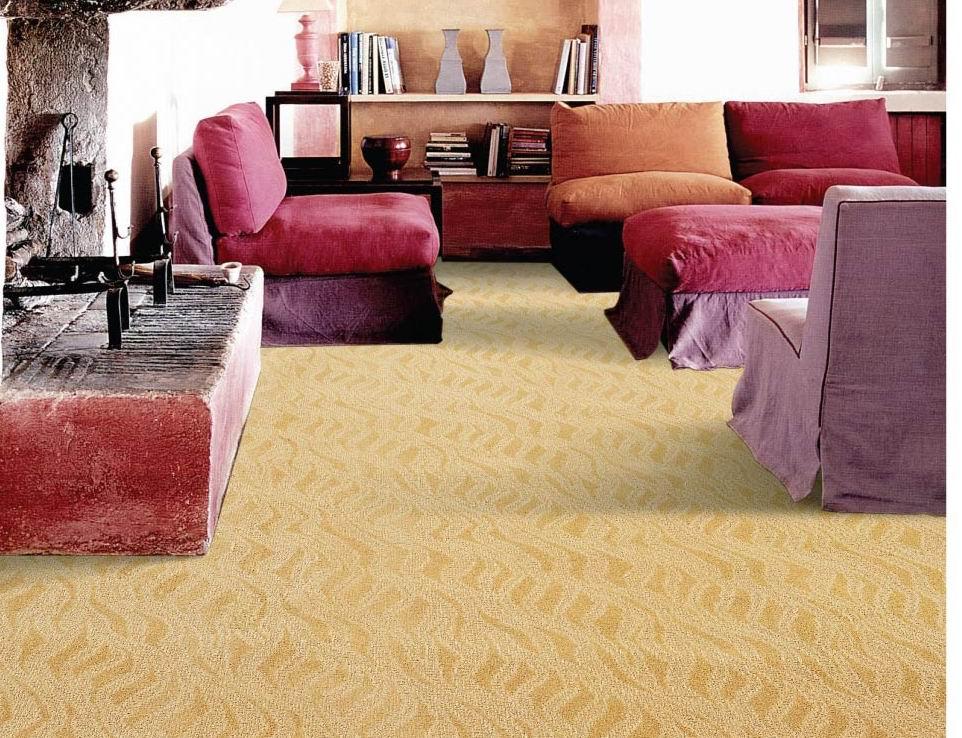 酒店地毯的品牌     酒店地毯选购要点