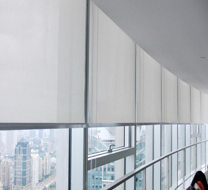 办公窗帘的种类有哪些?办公窗帘的选购技巧