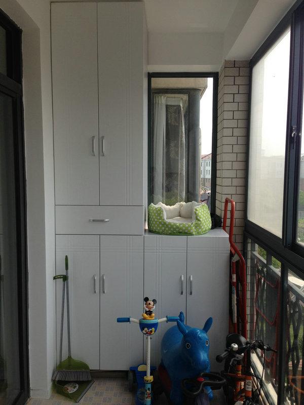 阳台储物柜有哪些品牌?阳台储物柜有哪些优点?