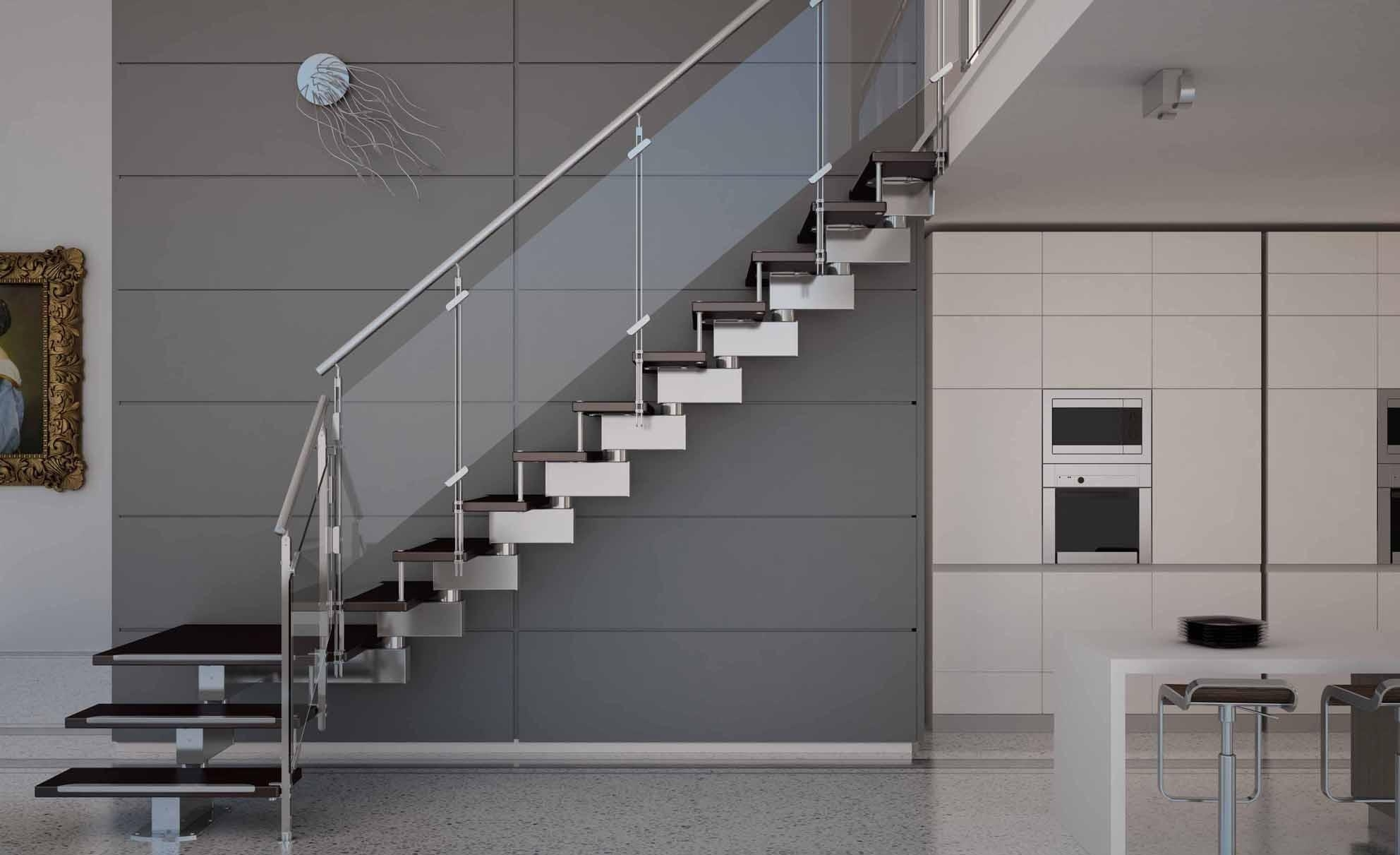 不锈钢楼梯价格是多少?楼梯扶手保养方法