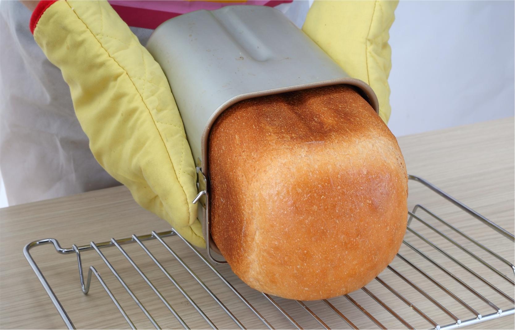 美的面包机多少钱?面包机有哪些优点?