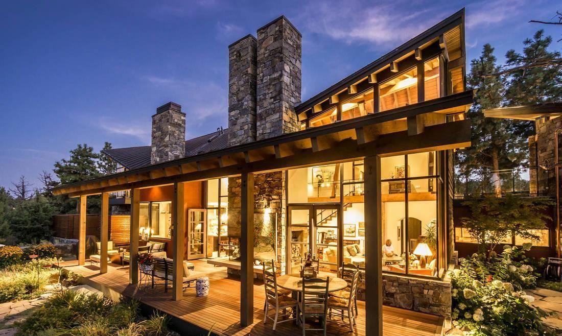木别墅的特点有哪些?木别墅的设计风格