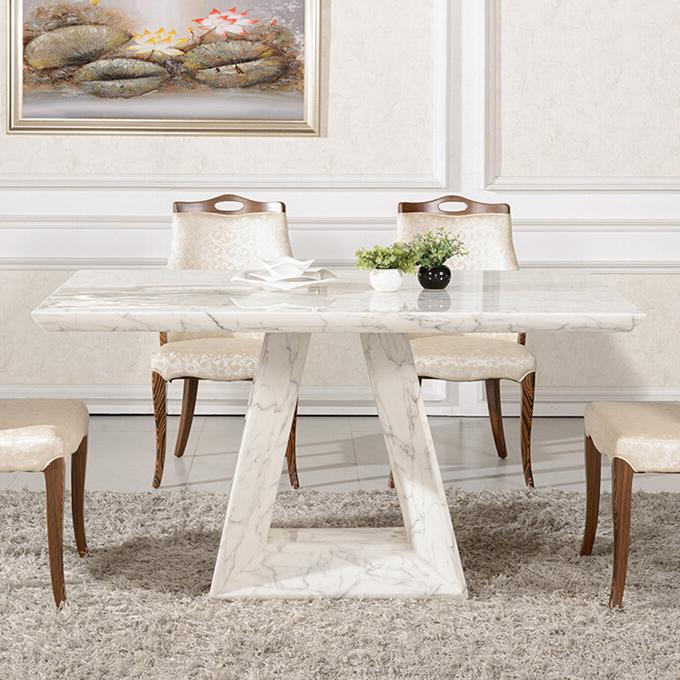 大理石餐桌的价格是多少?大理石餐桌的选购技巧