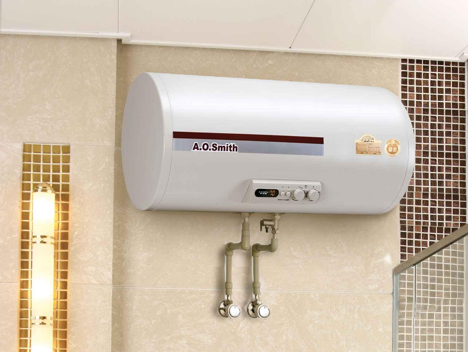 热水器电磁阀怎么工作?如何安装热水器?