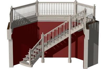 彭罗斯楼梯的原理?走不完的楼梯的秘密