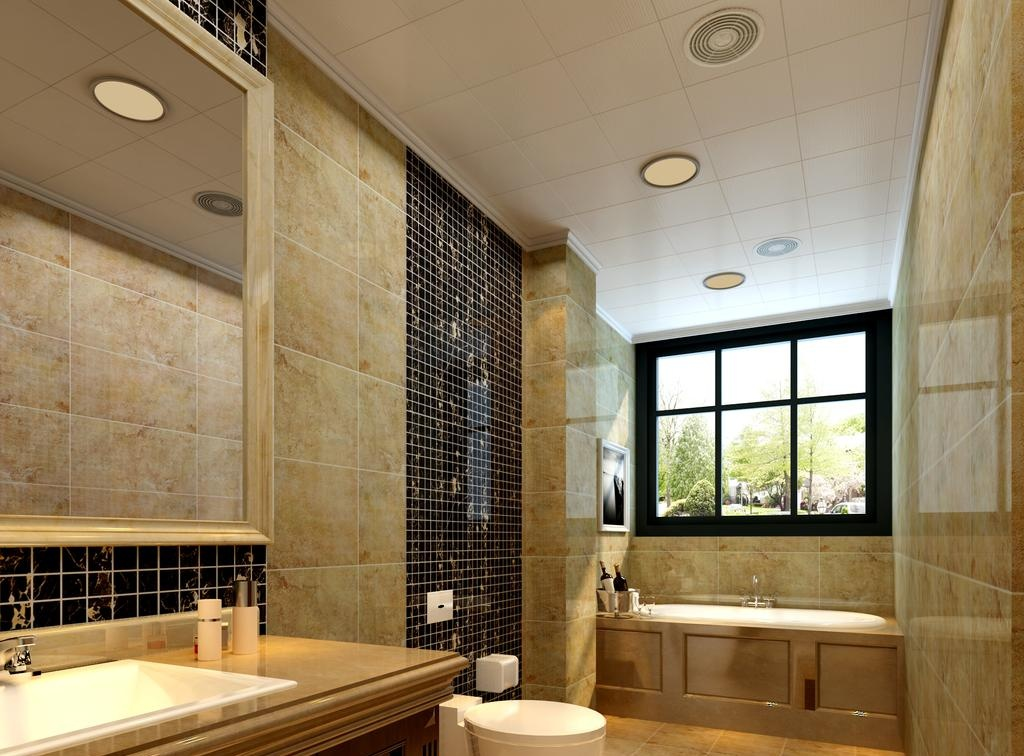 卫生间装修吊顶材料有哪些?吊顶材料种类