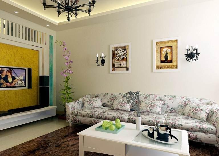 客厅颜色搭配技巧  客厅颜色使用禁忌