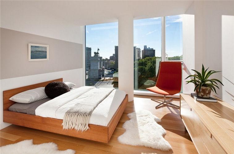 卧室装修简约风格特点   修简约风格卧室装修方法