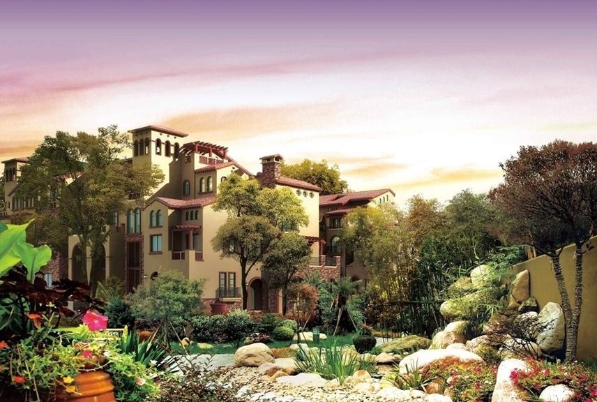 别墅庭院种什么树好 栽树的方法步骤
