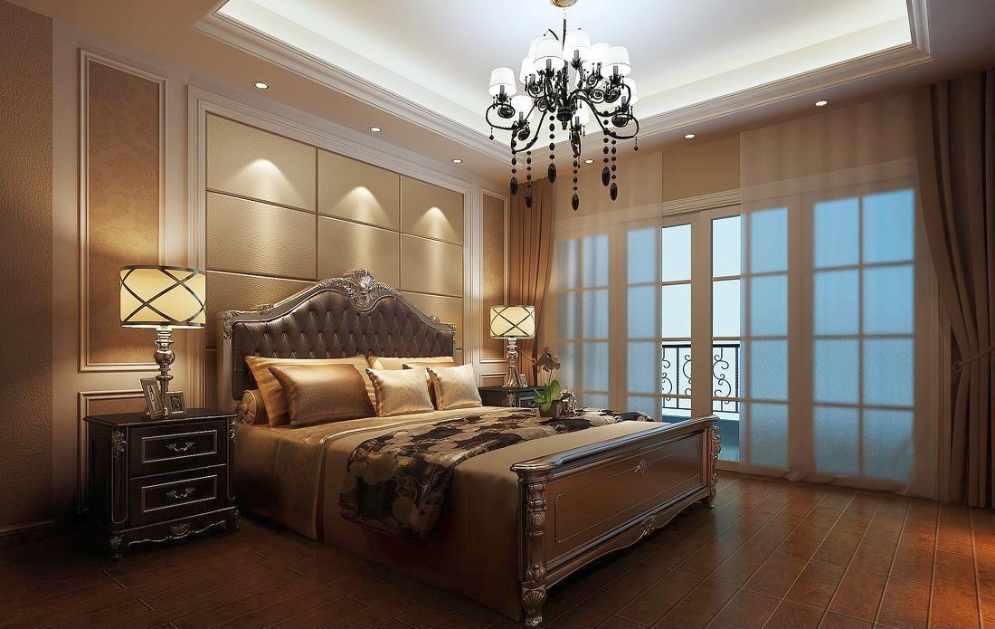 大卧室怎么装修 卧室灯具照明选择