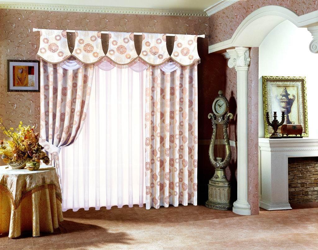 窗帘布艺图片风格 窗帘布艺的品牌