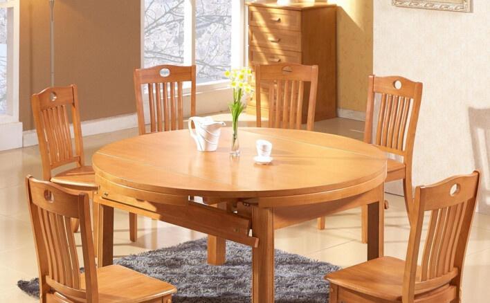 小户型折叠餐桌怎么挑选?哪些材质餐桌好用?