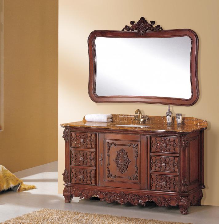 红木浴室柜怎么样 浴室柜的选购技巧