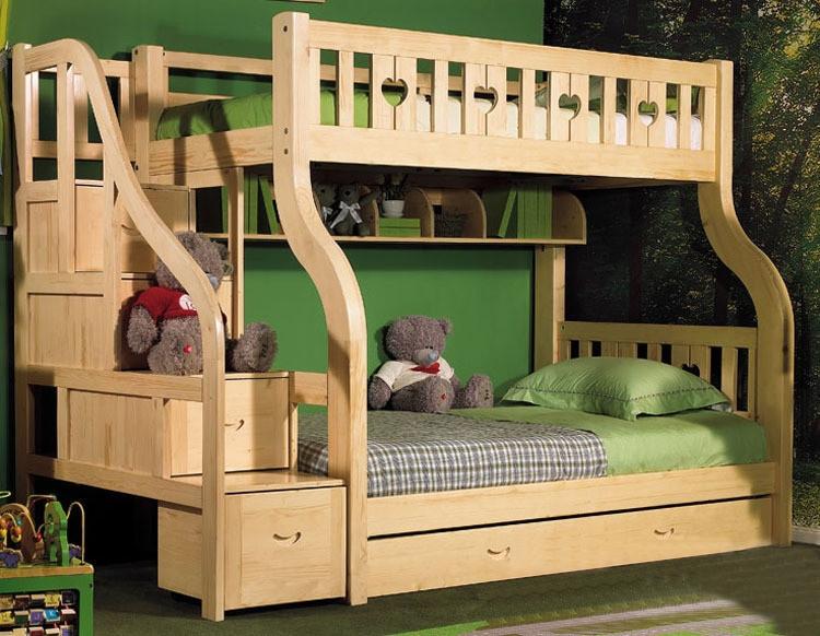 实木床尺寸是多少?实木床有什么材质?