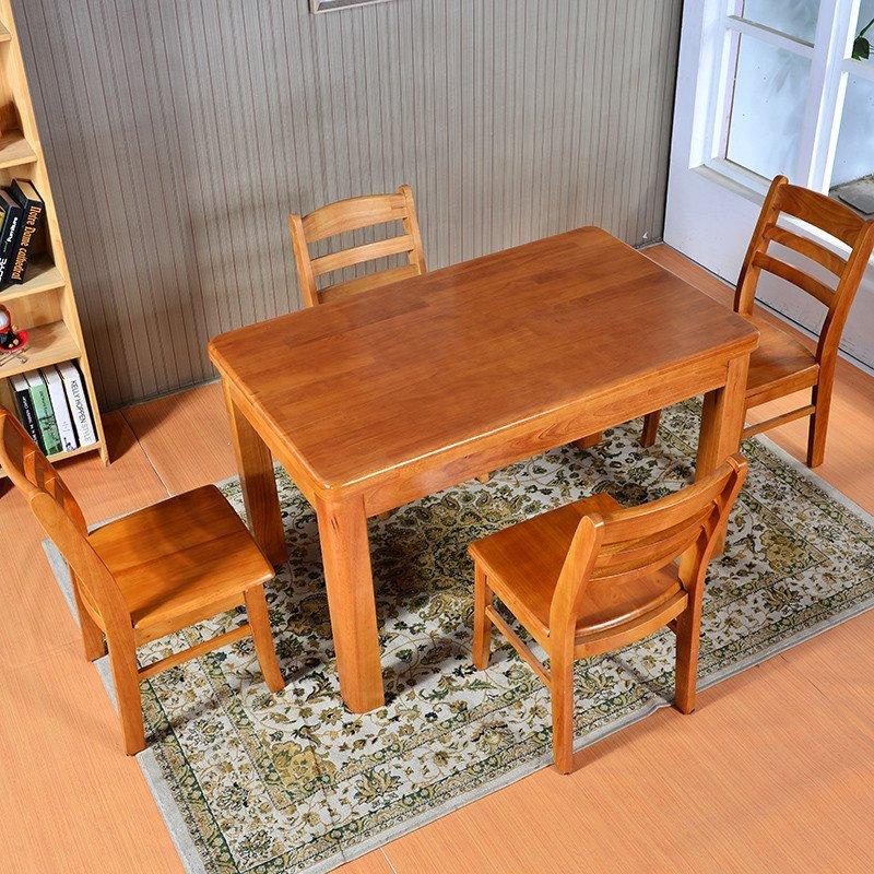 6人长方形餐桌尺寸是多少?餐桌有哪些材质?