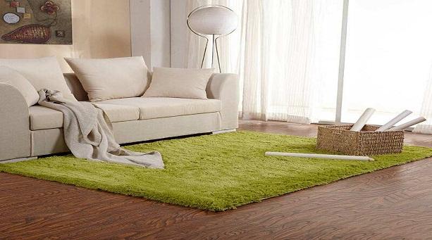 客厅地毯怎么放?有什么注意事项?