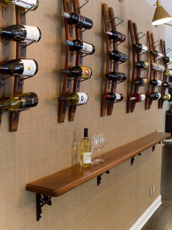 红酒架尺寸究竟是多少?怎样选购实木红酒架?