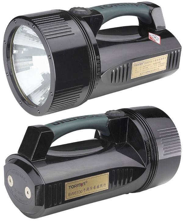 手提防爆探照灯的注意事项   如何选购探照灯