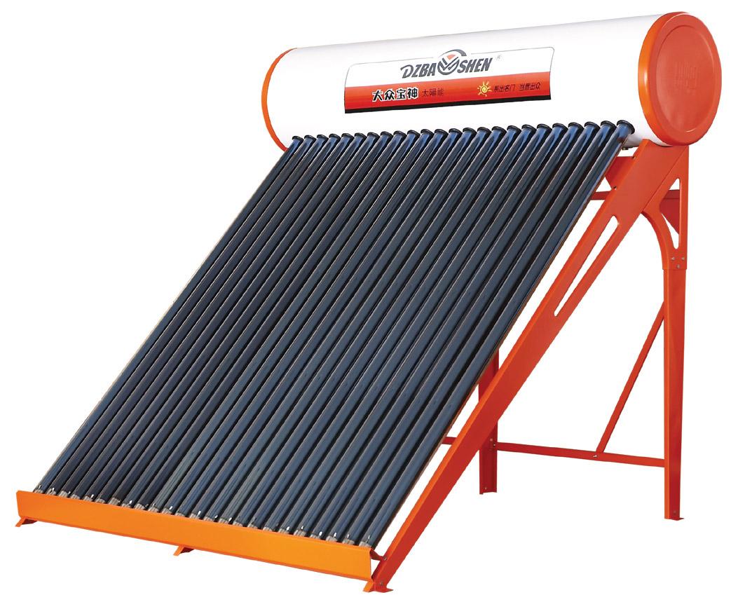 太阳能热水器的安装,热水器的安装怎么弄