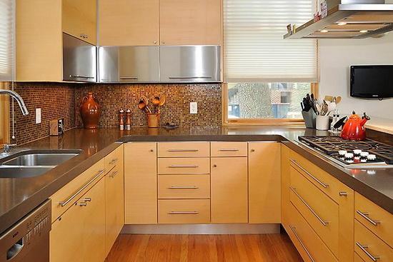 整体厨房台面材质选择 整体厨房台面设计风格