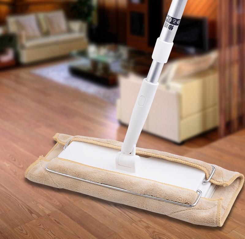 木地板用什么拖把好  木地板拖把清洗方法