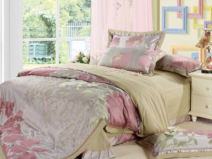 真丝床上用品四件套选购方法   真丝四件套清洗方法