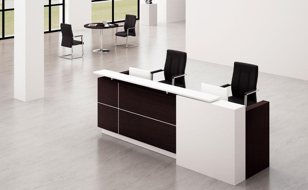 前台办公桌的尺寸 前台办公桌选购方法