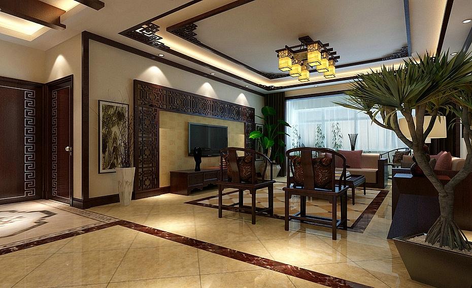 新中式风格客厅的特点 新中式装修的注意什么