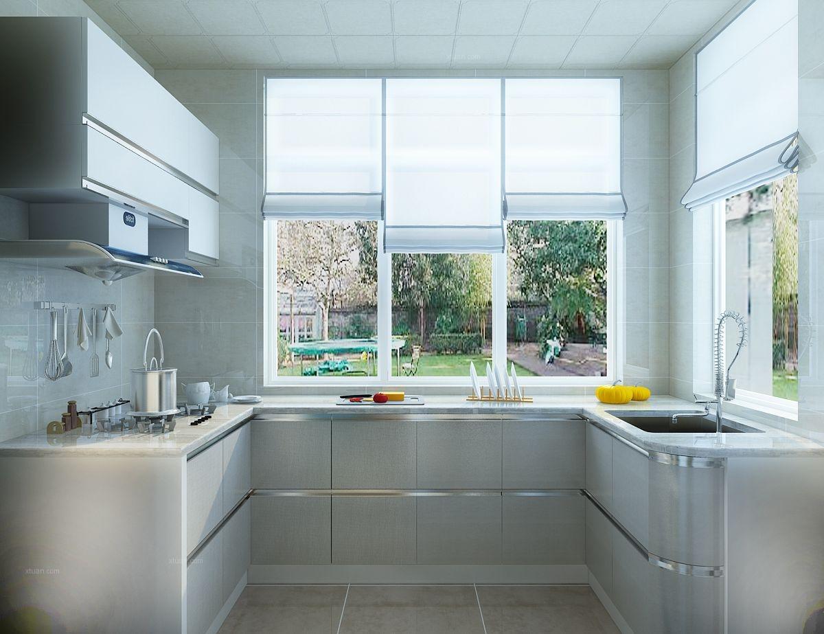 今天小编要为大家说的就是小户型厨房装修设计的技巧以及小户型装饰