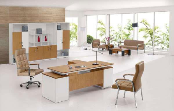 板式办公家具有什么优点?与实木家具有什么区别?