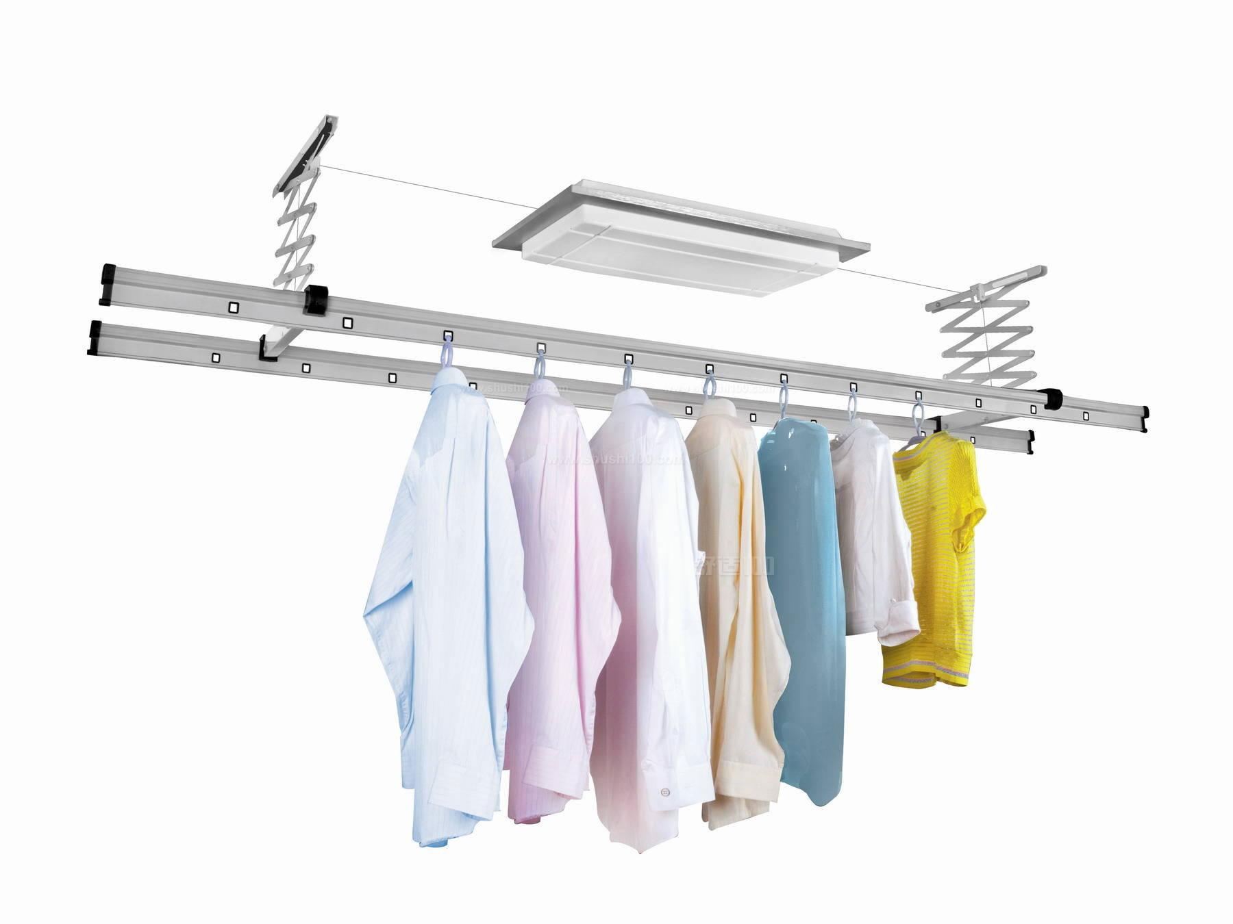 阳台吊顶晾衣架有哪几种?如何选购?