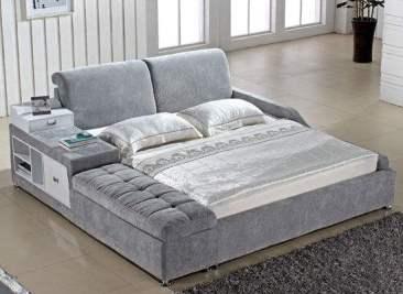 布艺床好吗?你不知道的布艺床的优缺点