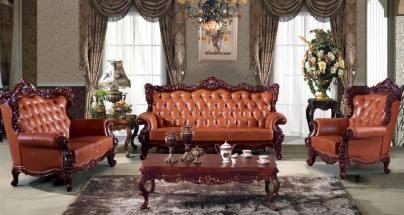 欧式沙发知道吗?家里放一个特别有面子